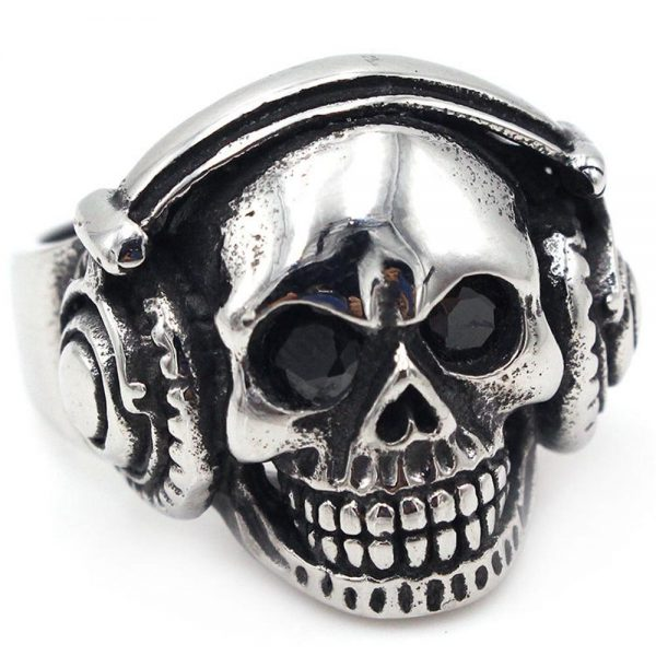 ring head of dead music rock steel 70 to sell