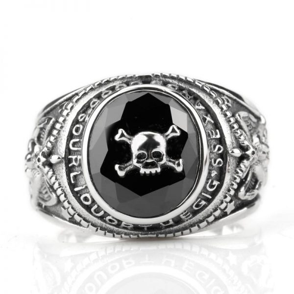 ring head of dead pirate black money 68 to sell