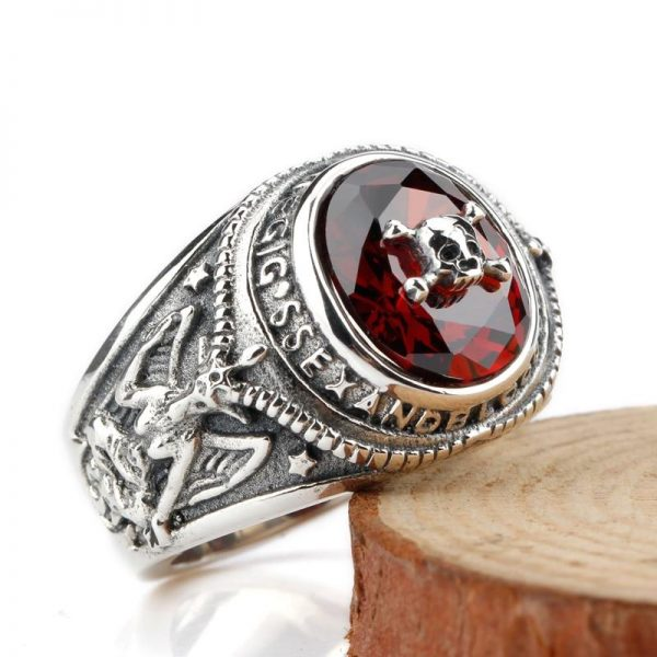 ring head of dead pirate red money 68 buy