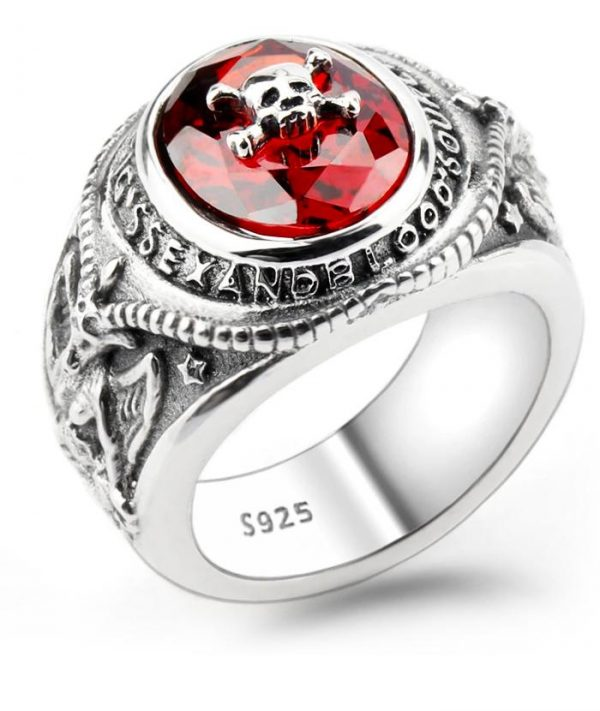 ring head of dead pirate red money 68 price