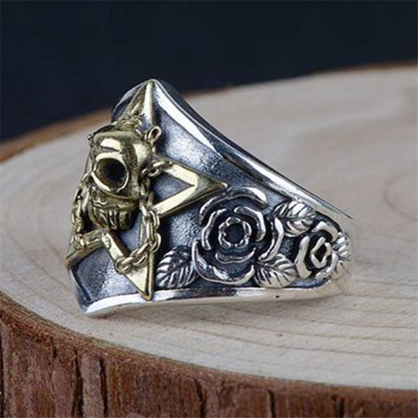 ring head of dead satanic money buy
