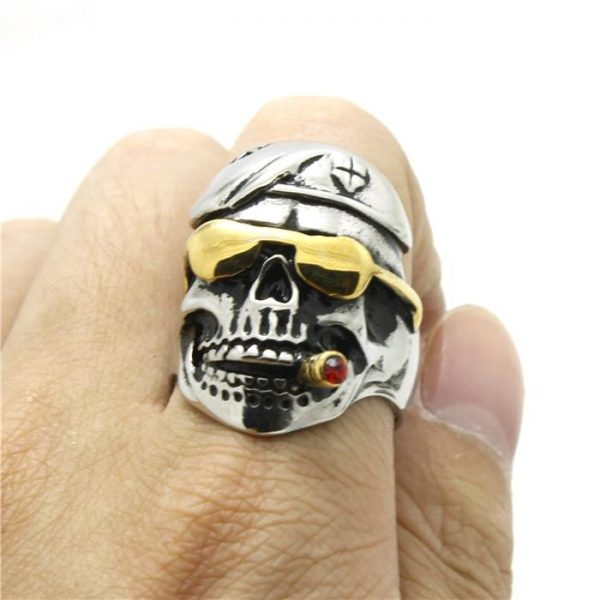 ring head of dead sergeant chief 15 75 mm price