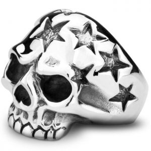 ring head of dead signet ring hipster money 67 to sell