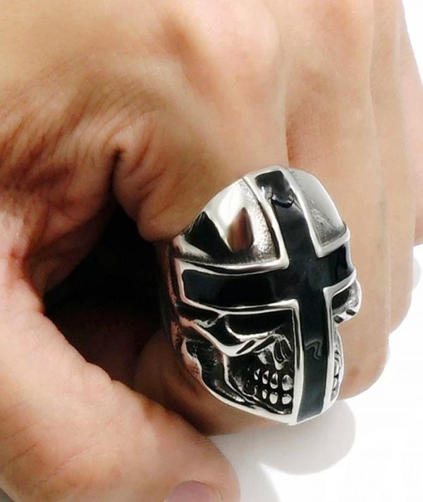 ring head of dead soldier templar steel 70 to sell