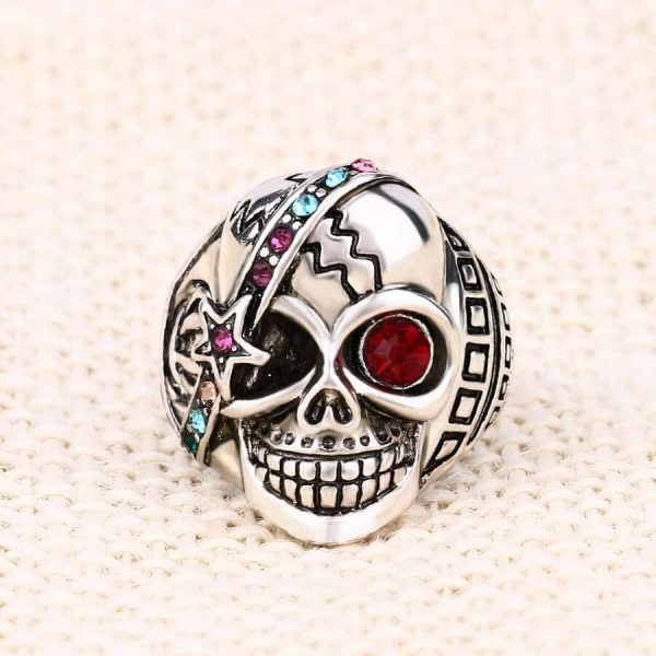 ring head of dead star 12.67.5mm buy