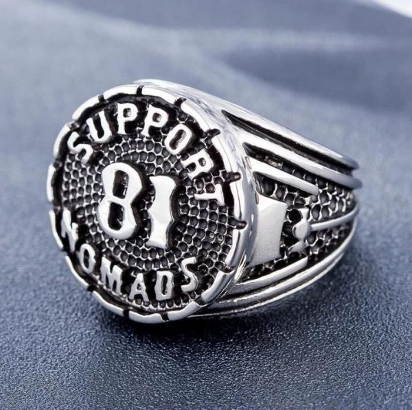 ring head of dead support hells angels 14 72 3 mm money at sell