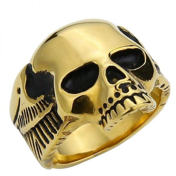 ring head of dead wings golden 15 75 mm price