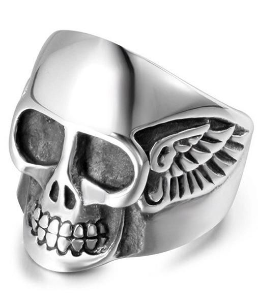ring head of dead wings of devil steel 67 to sell