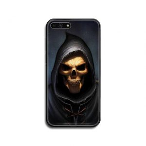 shell head of dead huawei big mower huawei mate 20 pro shell huawei p20 lite head of death