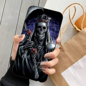 shell head of dead samsung king of skeletons j7 2018 j7 duo at sell
