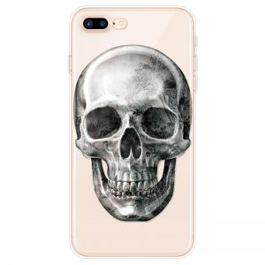 shell head of dead skull human iphone iphone xs max shell head of death