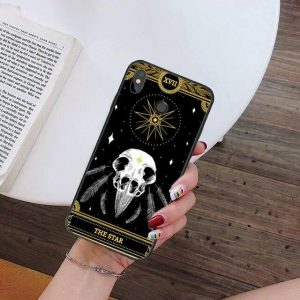 shell head of dead xiaomi tea star redmi note8 buy