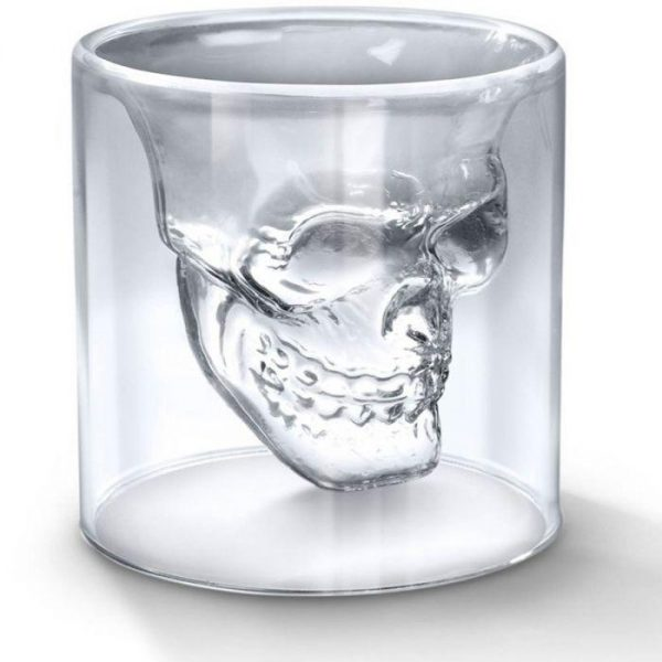 Skull shooter set of 2 pieces