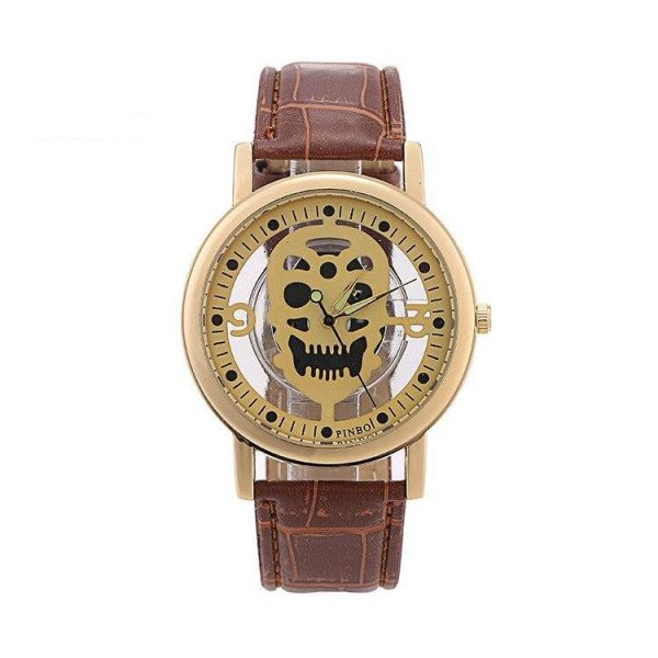 Skull watch 2 colors