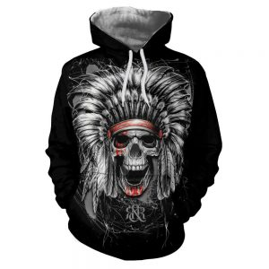 sweat head of dead chief indian 4xl price