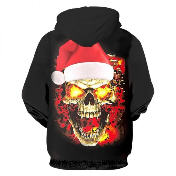 sweatshirt head of dead fire of christmas 4xl at sell