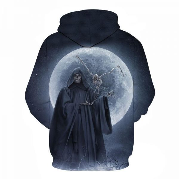 sweatshirt head of dead moon mower 4xl at sell
