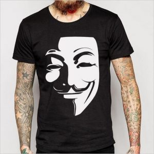 t shirt head of dead anonymous xxl price