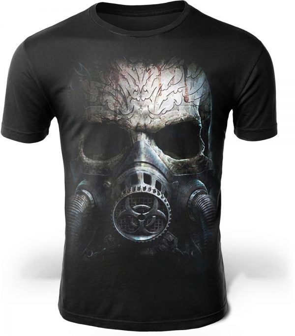 t shirt head of dead armed nuclear 4xl at sell
