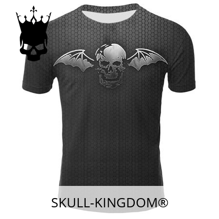 t shirt head of dead bald mouse xxl at sell