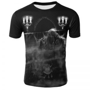t shirt head of dead canvas spider 3xl at sell