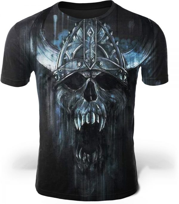 t shirt head of dead catacombs 8xl