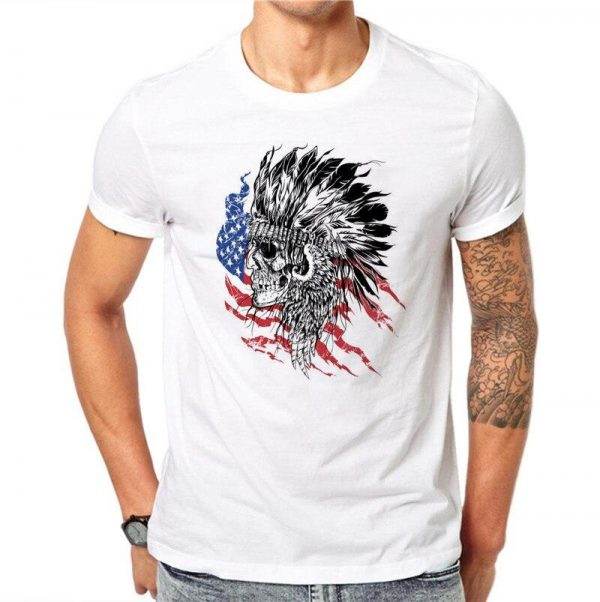 t shirt head of dead chief indian 3xl price