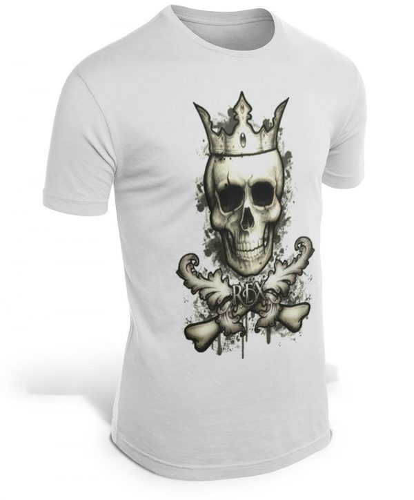 t shirt head of dead crowned 3xl buy