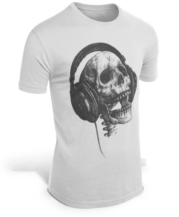 t shirt head of dead helmet dj 3xl