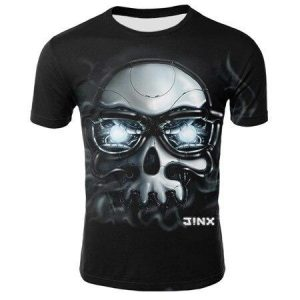 t shirt head of dead skull jinx 3xl skull kingdom