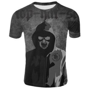 t shirt head of dead skull offender 3xl buy