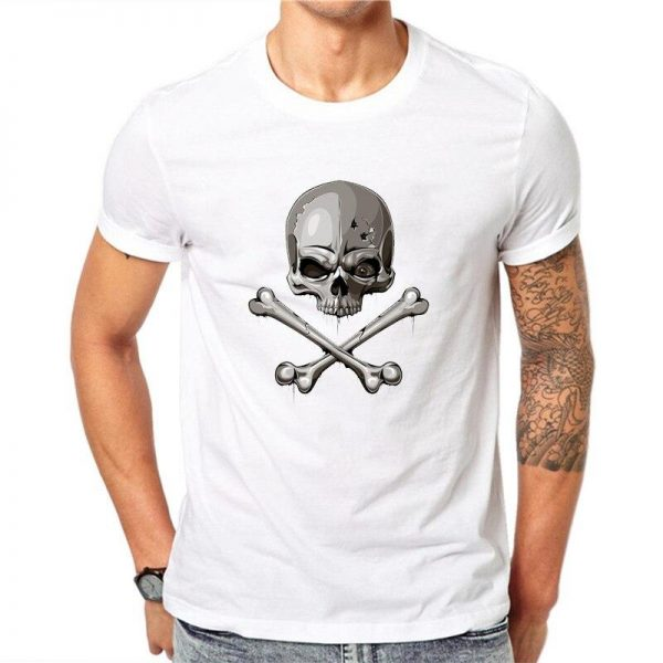 t shirt head of dead skull pirate 3xl skull kingdom