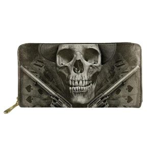 wallet head of dead cowboy at sell