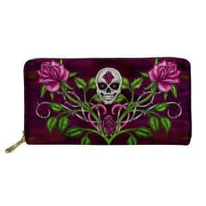 wallet head of dead flowers of darkness price