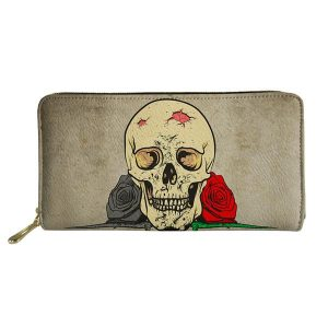 wallet head of dead roses hellish price