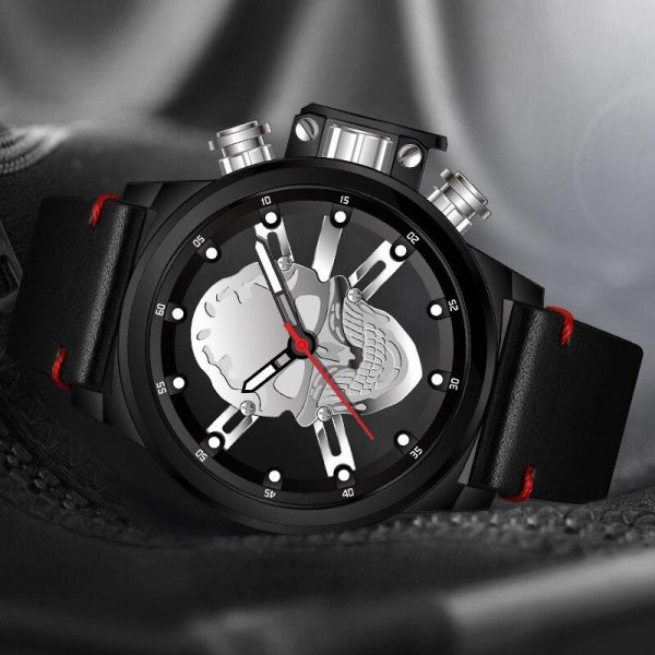 watch head of dead 4 colors red