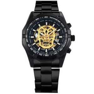 watch head of dead luxury black
